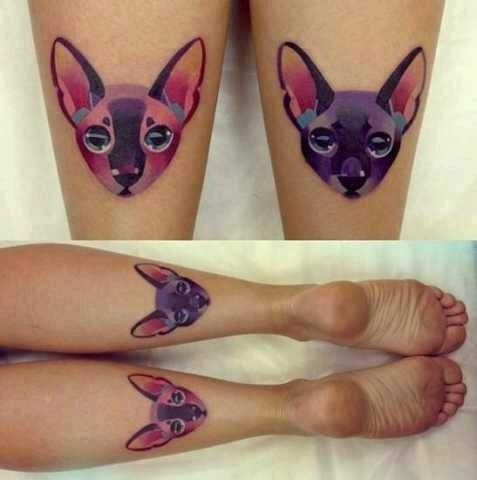 纹身吧,纹身图案大全,美女纹身