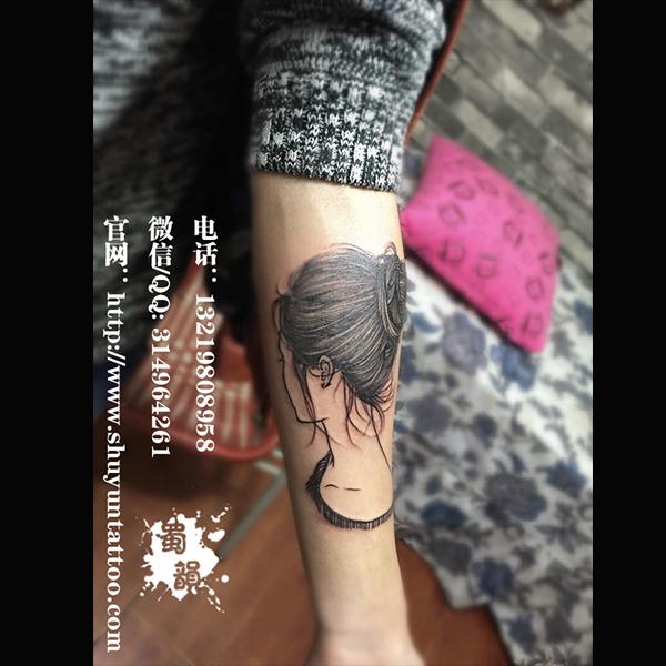 十字架纹身,钟馗纹身,美女纹身图案,蝴蝶纹身,般若纹身,翅膀纹身,手臂